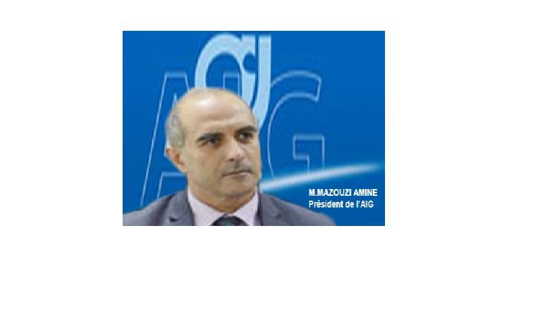 Président AIG